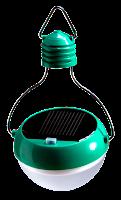 Nokero N200 solar-powered light bulb