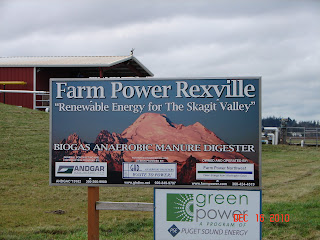 Sign at Farm Power Rexville
