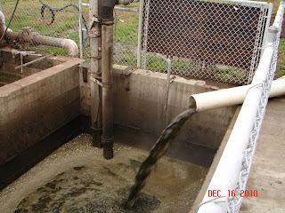Anaerobic digester residual liquid