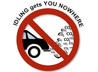 Idling gets you nowhere