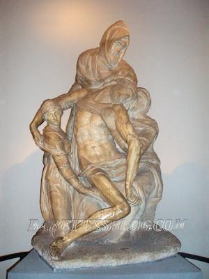 Michelangelo Pieta Florence
