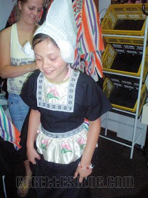 Dutch costume