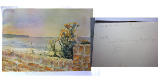 John Wright's painting