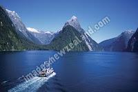 New Zealand Fiord