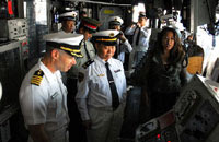 US & china navies talk joint drills