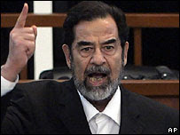 death sentence for saddam upheld