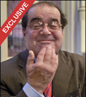 scalia: 'get over' 2000 recount