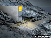 'doomsday' vault design unveiled