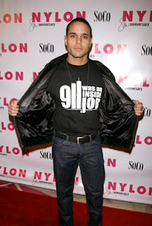 Daniel Sunjata Proudly Wears Infowars 9/11 Inside Job T-Shirt at Award Ceremony