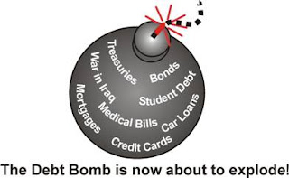 20 reasons our debt bomb is ready to go ka-boom