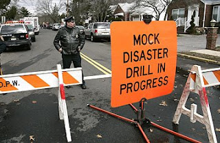 fema/dhs running 'national level exercise 2010' may17-18