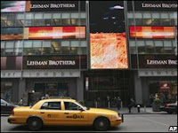 lehman files for bankruptcy