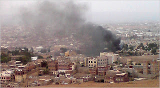 US embassy in yemen attacked, 16 killed