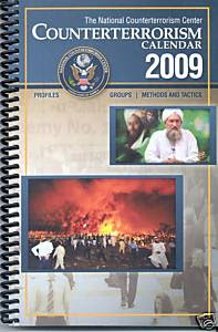 terror, anthrax & more in free 'counterterrorism calendar'!
