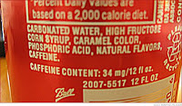 study finds high-fructose corn syrup contains mercury