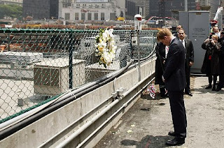 prince harry makes ground zero pilgrimage