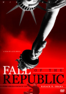 'fall of the republic' exposes how brand obama is destroying america