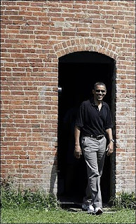 obama vacations as poll numbers keep falling
