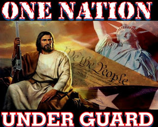 ground zero: one nation under guard