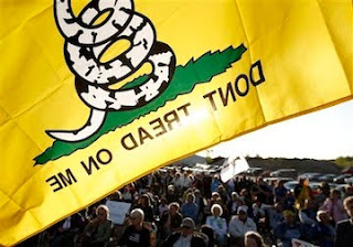gadsden flags start disputes around the country