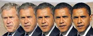 new face, same imperialism: obama no better than bush