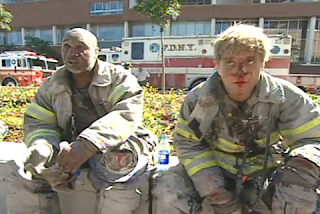 new foia video shows 9/11 firefighters discussing huge explosions before towers collapsed