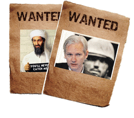 wikileaks being used to justify an internet patriot act