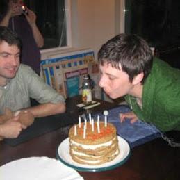 Happy 36th, Jamie!!