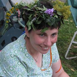 Midsummer Flower Crown