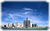 США, Мичиган, Детройт