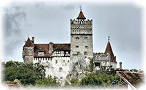 Румыния, замок, Дракула