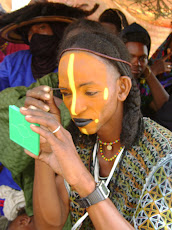 Gerewol Makeup