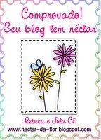 selo o teu blog tem néctar