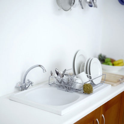 Kitchen Sink on Ducks  N A Row  31 Great Organizing Tips