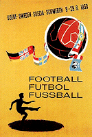 World Cup 1958 in Sweden