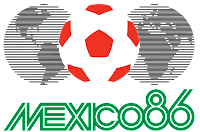 World Cup 1986 in Mexico