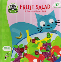 Fruit Salad Board Book