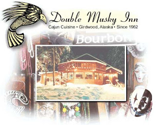The Double Musky Inn in Girdwood, Alaska