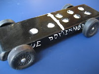 Pinewood Derby 2006