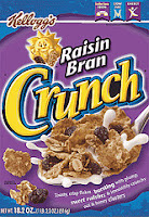 Kellogg's Raisin Bran Crunch
