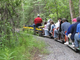 Alaska Live Steamers Miniature Trains