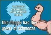 Schmoozer Award