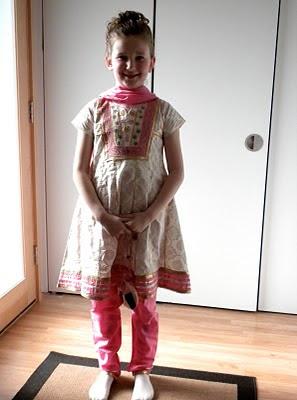 Indian Chudidar