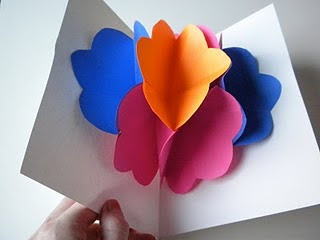 Handmade Popup Card