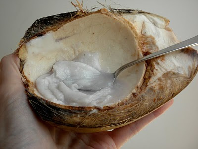Green Coconut Meat
