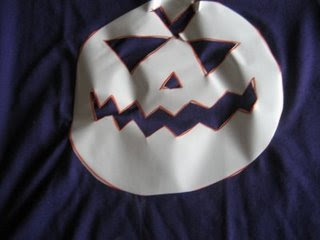 Ghostly Halloween T-Shirts