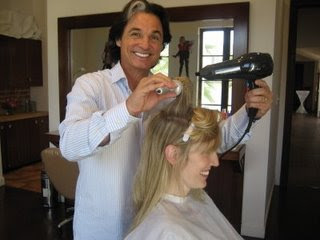 Lukaro Salon in Beverly Hills