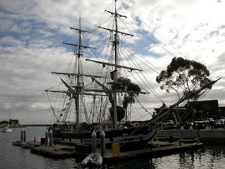 The Brig Pilgrim