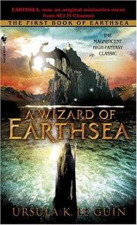 Wizard of Earthsea by Ursula LeGuin