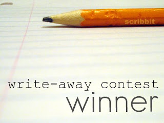 The Write-Away Contest